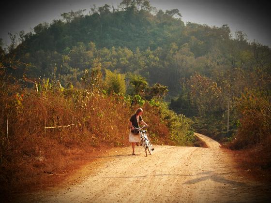 путешествие по лаосу