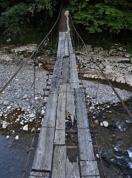 мост через Цкалцители под Моцаметой