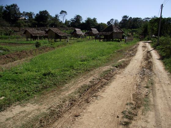 Бангало в Пае