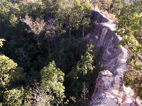 Пайский каньон