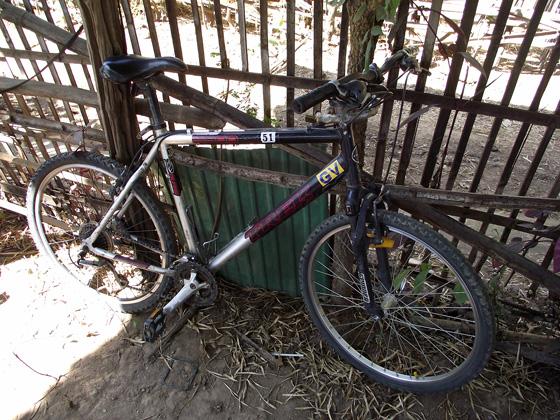 аренда велосипеда, Пай, Таиланд