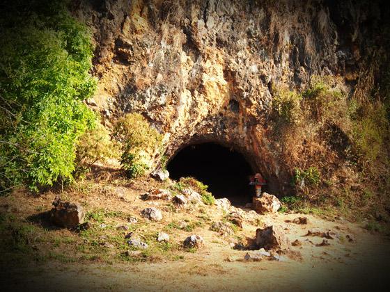 пещера долины кувшинов №1