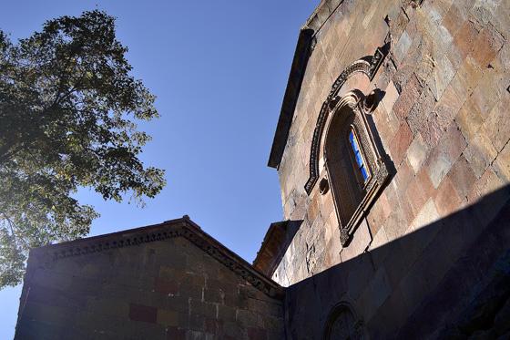 церковь успения в монастыре сафара