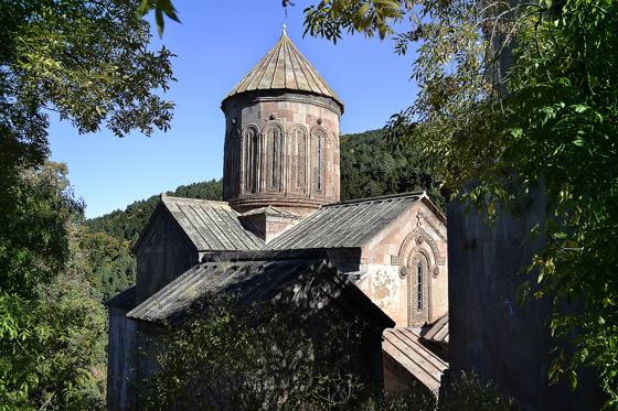 монастырь сафара