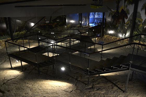 следы динозавров в сатаплиа