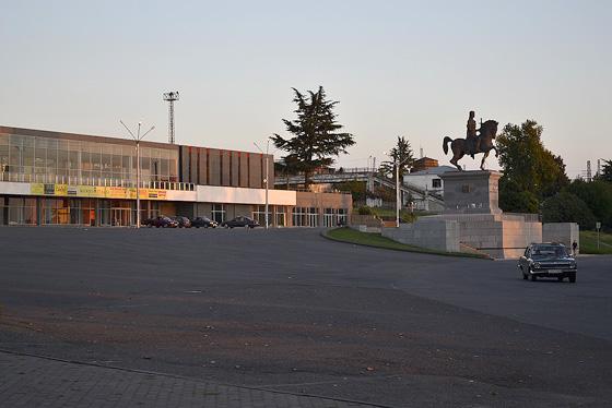 железнодорожный вокзал кутаиси