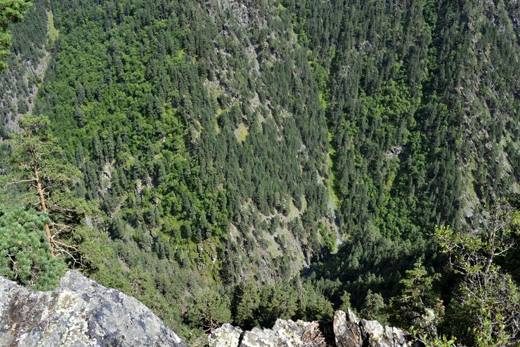 Горы в Тушети