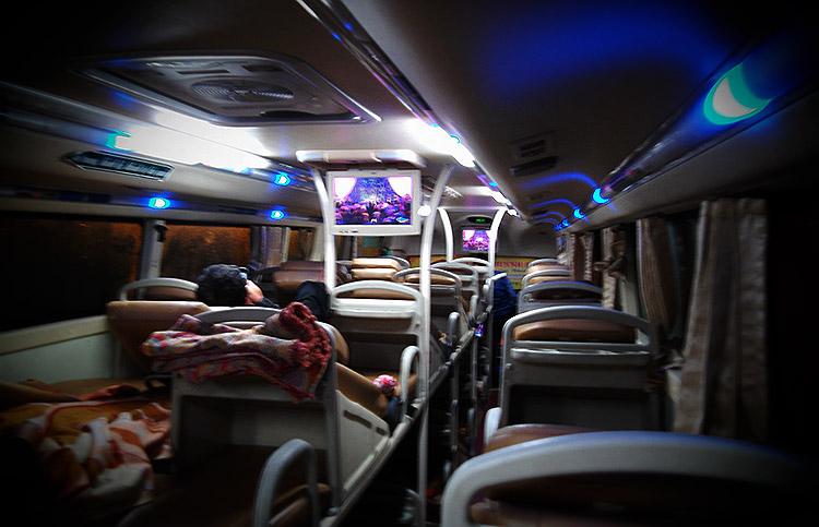 автобус винь - ханой