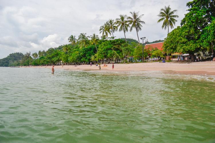 Краби Тайланд