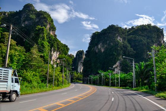 Как добраться из Бангкока в Краби