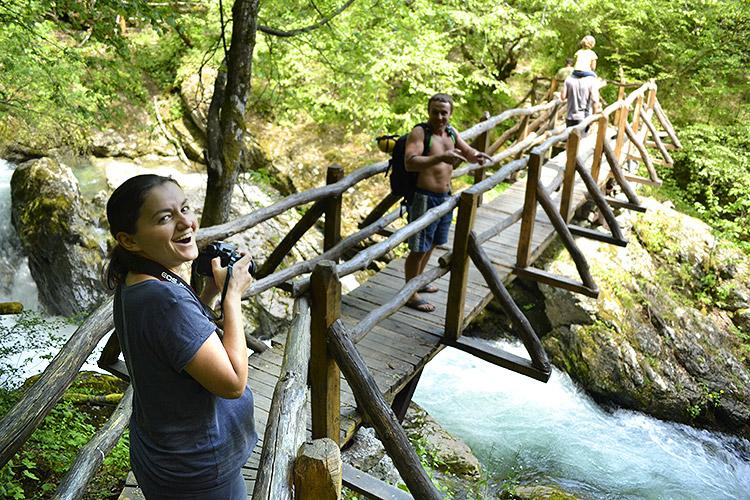 экотропа бяла река, болгария