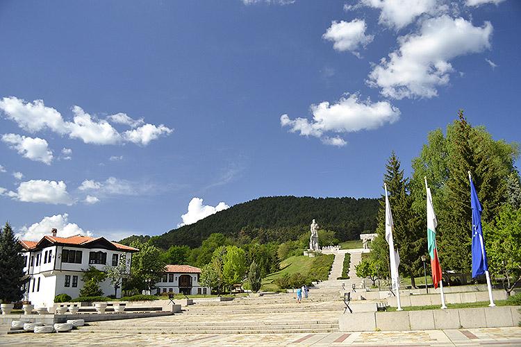 калофер, болгария