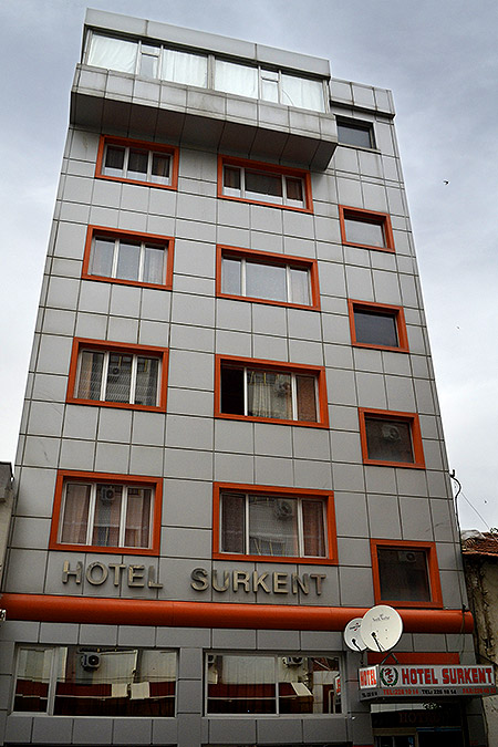 Hotel Surkent Diyarbakir
