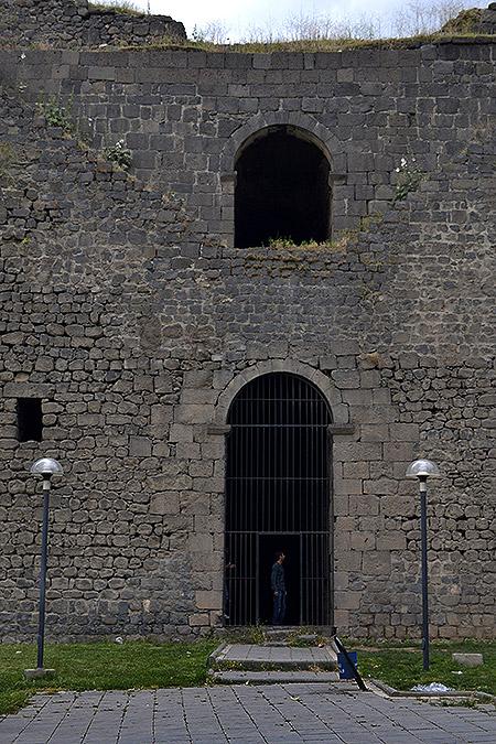 крепость диярбакыра