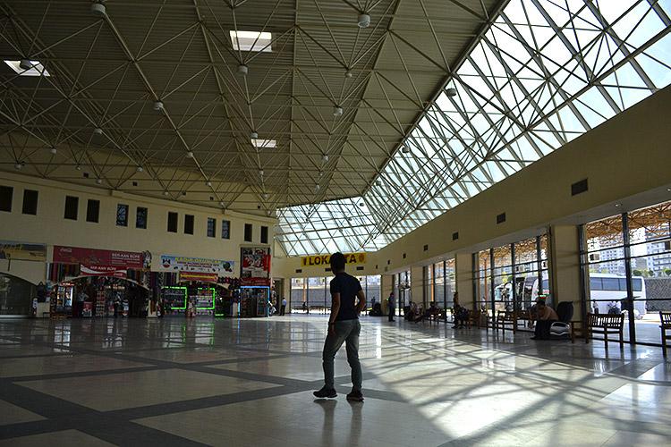 Автовокзал Диярбакыра
