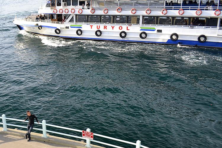 море в стамбуле
