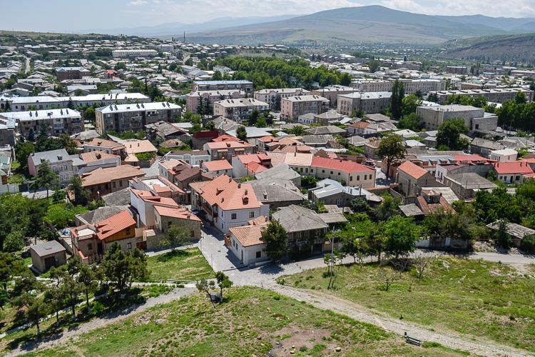 гори, грузия