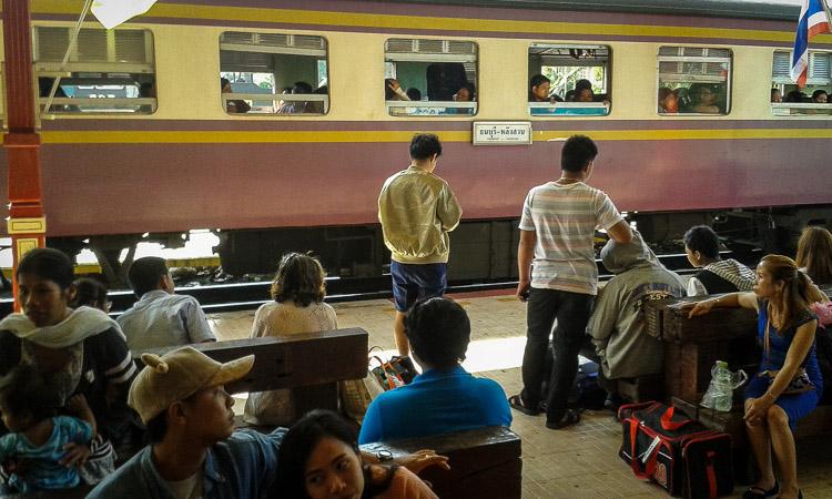 Железнодорожный вокзал Хуахина