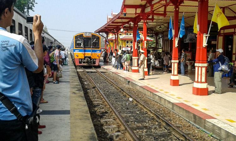 Из Хуахина в Бангкок