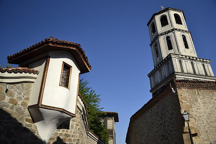 церковь св. св. Константина и Елены в пловдиве