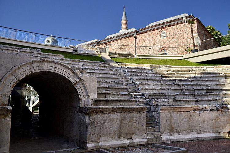 римский стадион в пловдиве