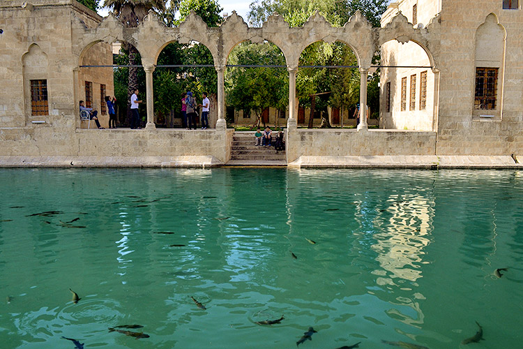 fish lake sanliurfa