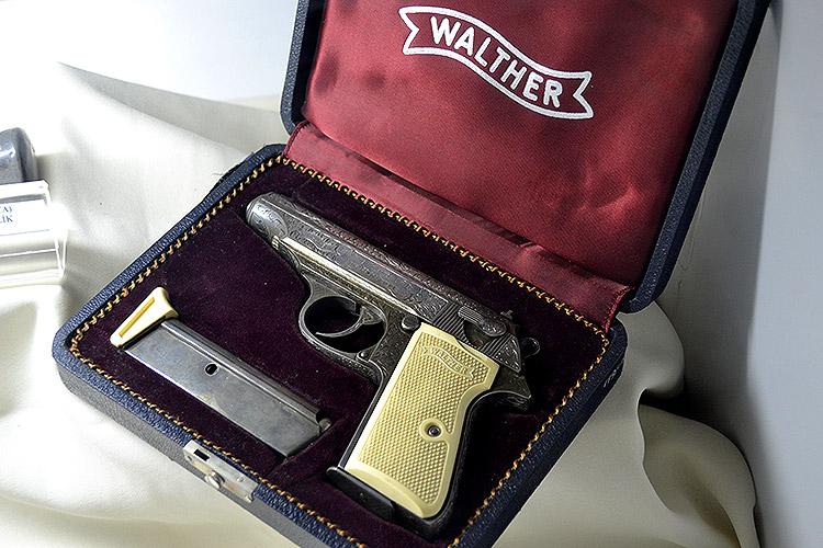 пистолет Walter