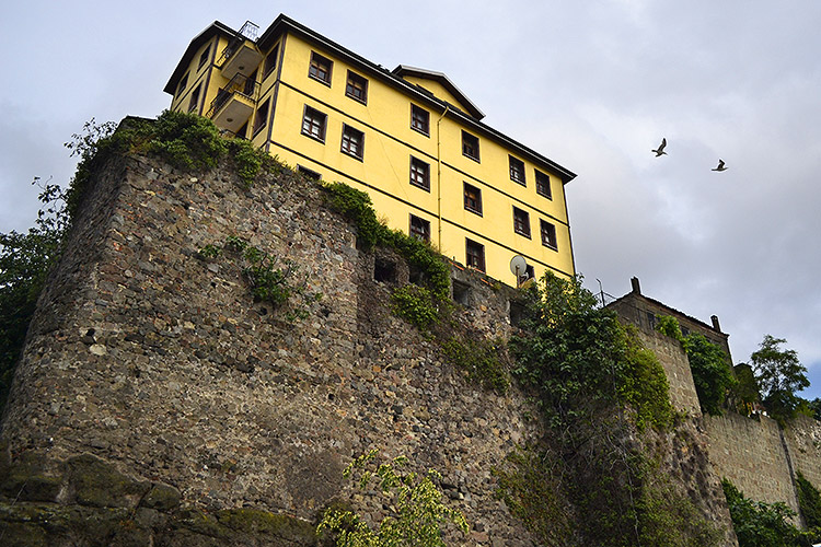 крепость трапезунда