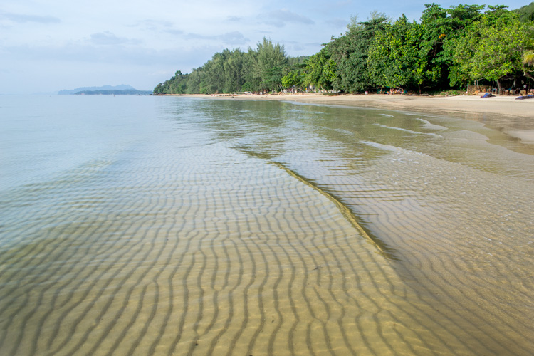 Пляж Туб-Каек, окрестности Ао Нанга