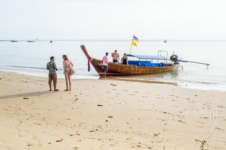 Пляж Klong Muang