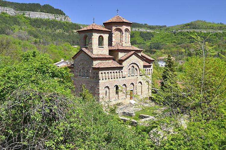 церковь в асенове, велико-тырново