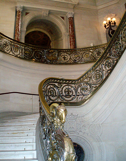 Замок Шантийи