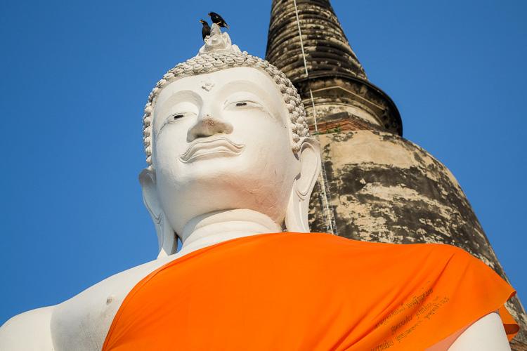 Wat Yai Chai-Mongkol, Ayutthaya