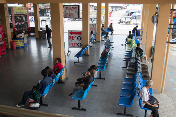 Автовокзал Чиангмая