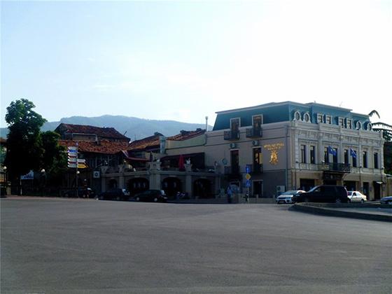 Гостиницы в Телави