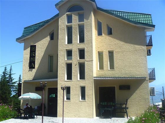 Гостиница Эрма, Телави