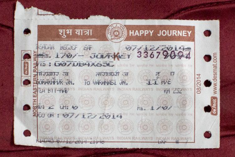билет на поезд горакхпур - варанаси