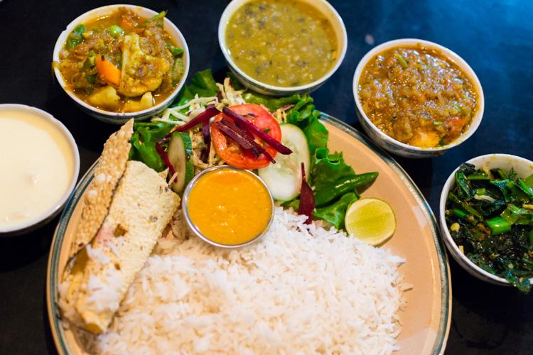 непальские блюда