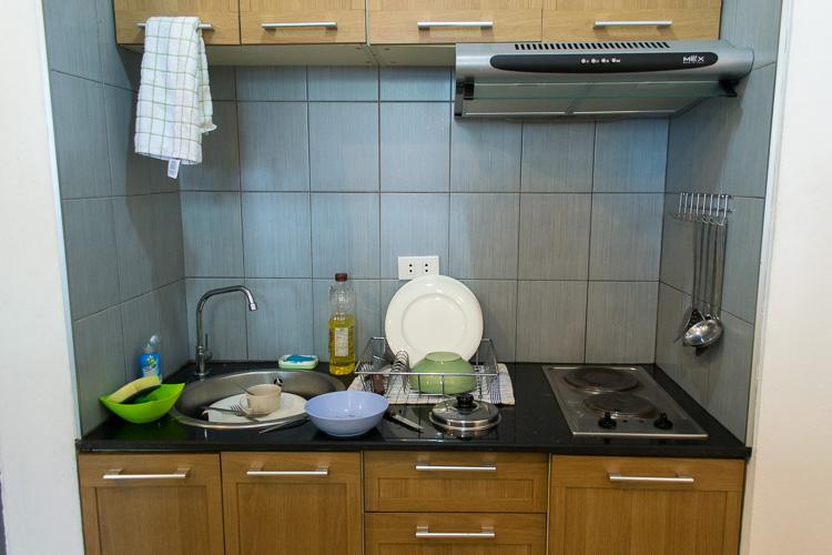 квартира с кухней в чиангмае