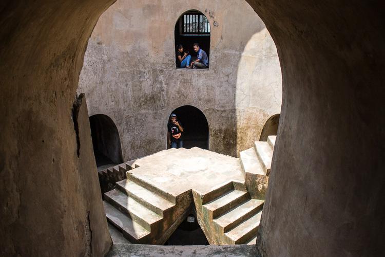 Подземная мечеть, Джокьякарта