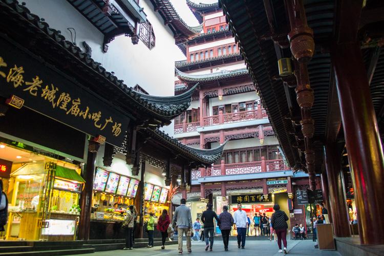 Старый Шанхай