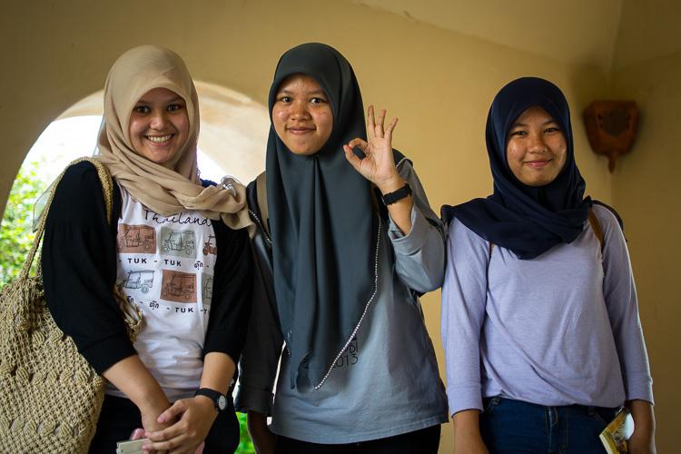 Индонезийские подростки, Джокьякарта