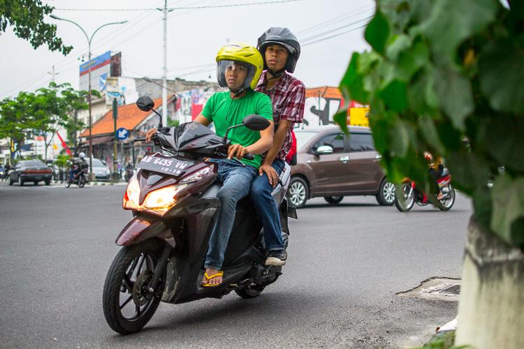 Javanese, Yogyakarta