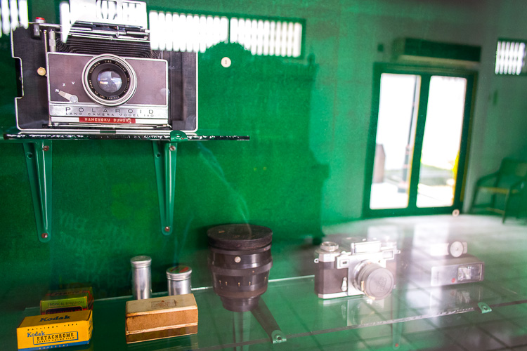 Старый Polaroid