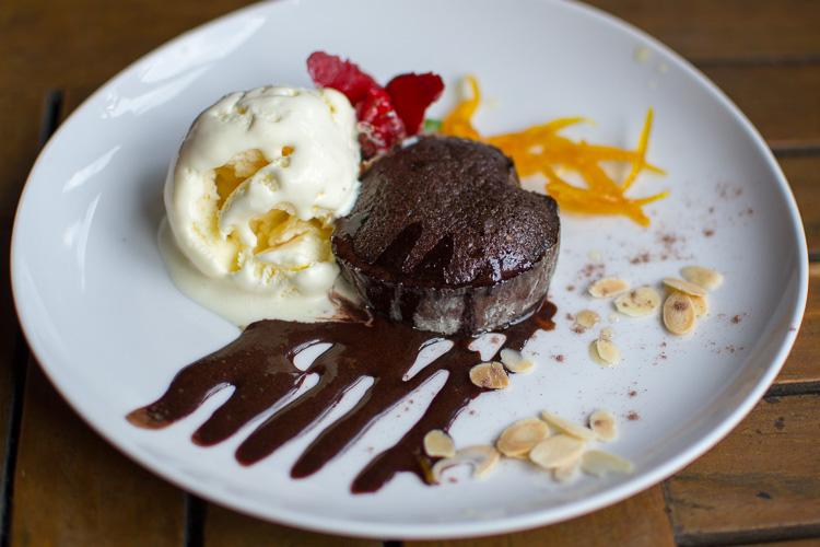 Cioccolata lava