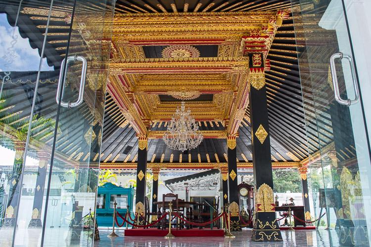 Кратон, Джокьякарта, Индонезия
