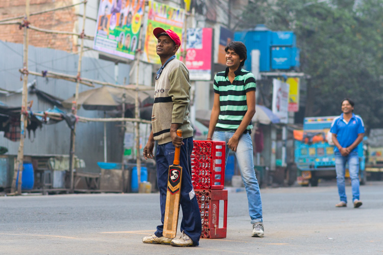 Крикет в Индии
