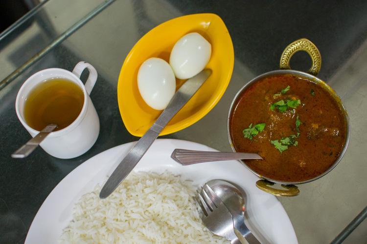 Что поесть в Калькутте