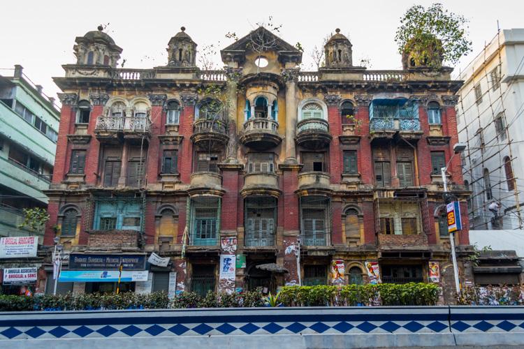British architecture in Kolkata