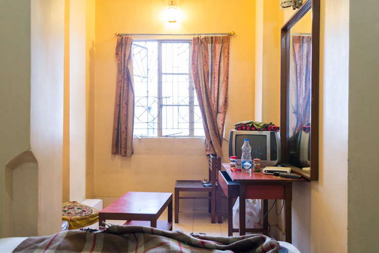 Хороший гестхаус в Калькутте